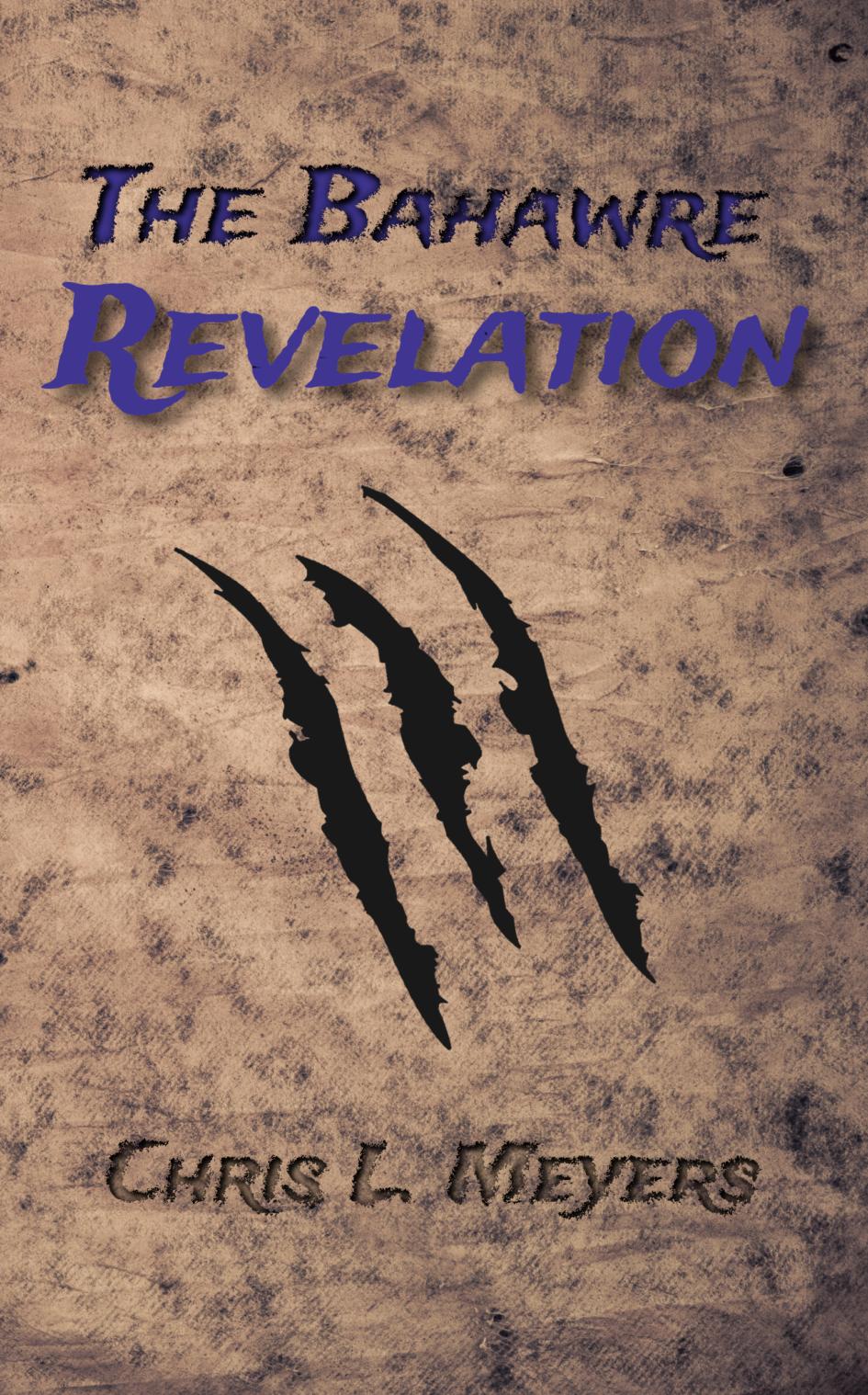 The Bahawre Revelation cover