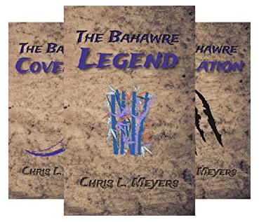 Legends of Aeo books