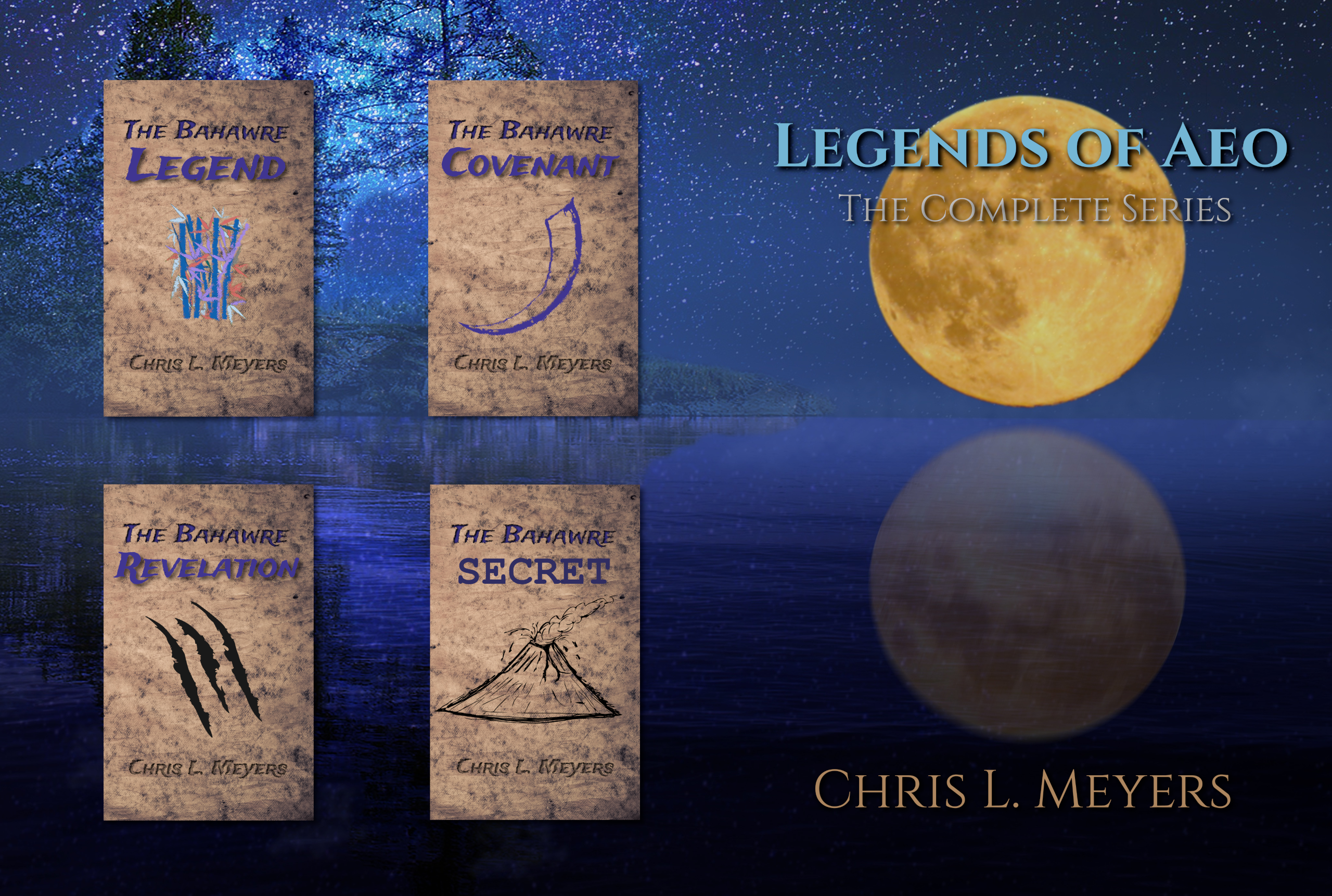 book covers for fantasy series